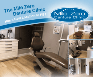 New Mile Zero Denture Clinic Office in Fort St John,