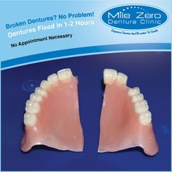 Why Does My Denture Break?,
